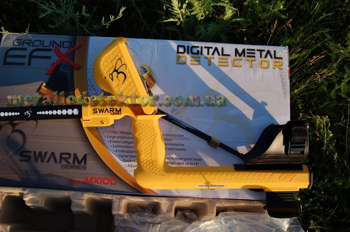 металлоискатель граунд ефх мх100