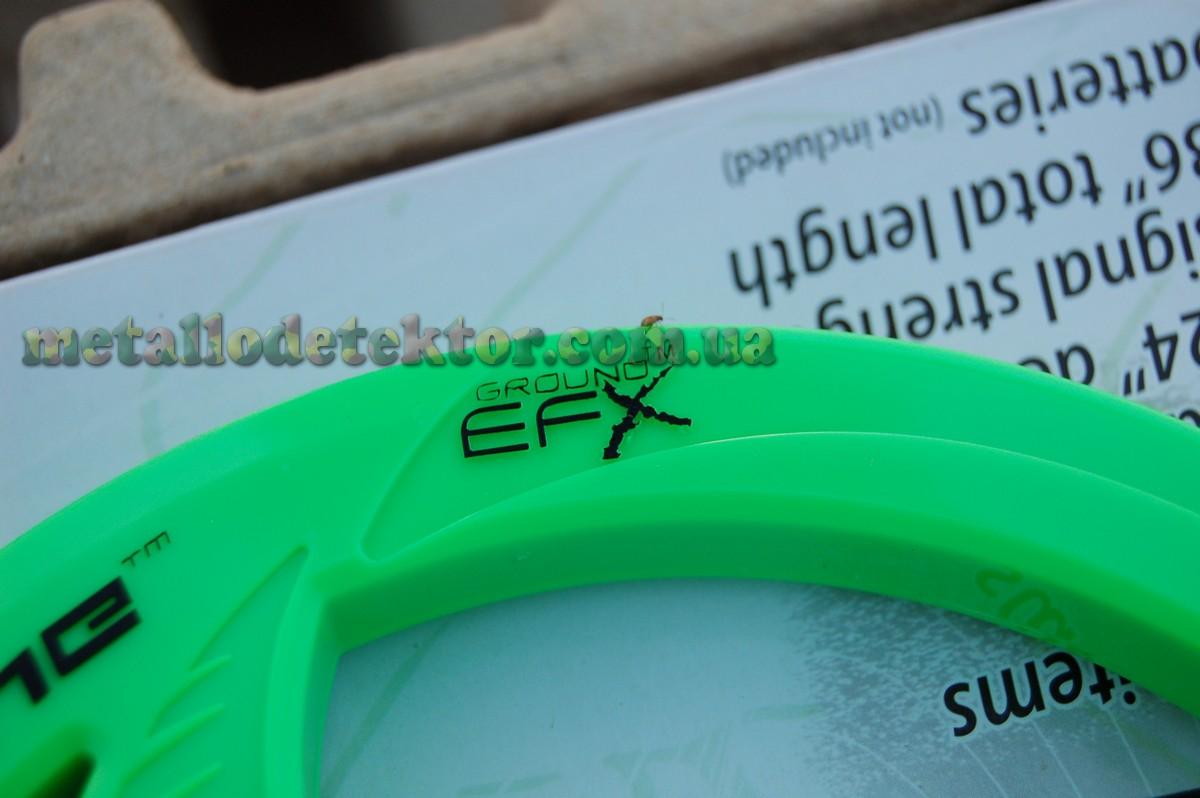 Металлоискатель Ground EFX CYCLONE MC1