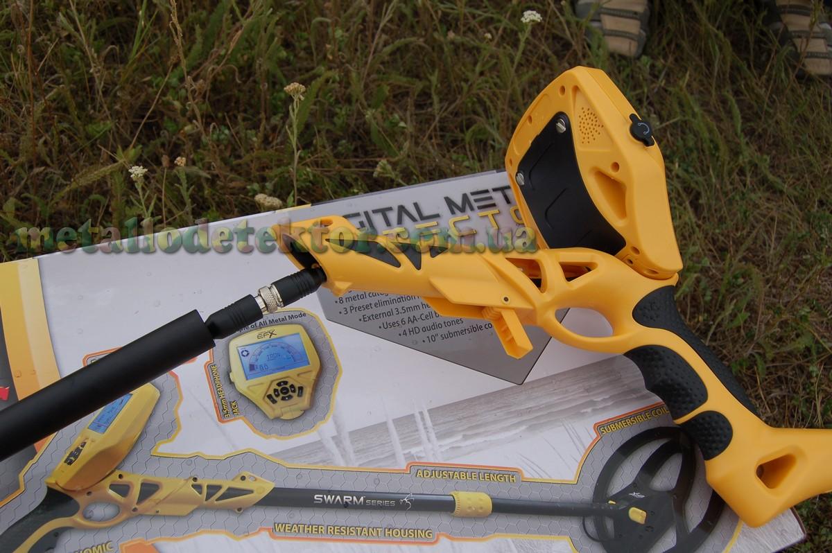 Металлоискатель Ground EFX MX100E