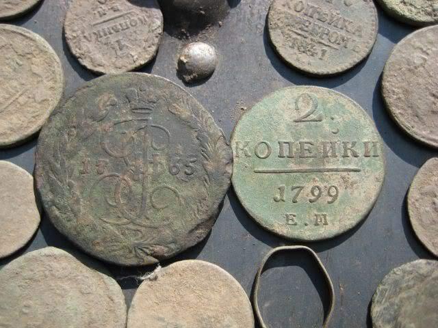 2 копейки 1799 год ем
