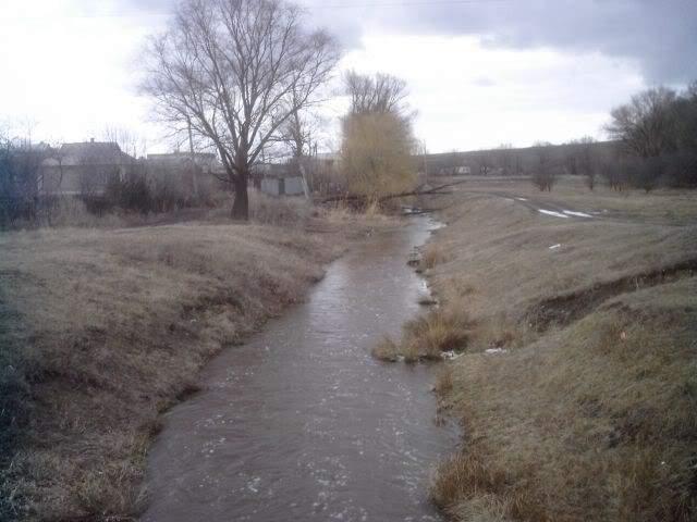 речка беленькая краматорск