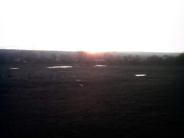 беленькая краматорск закат