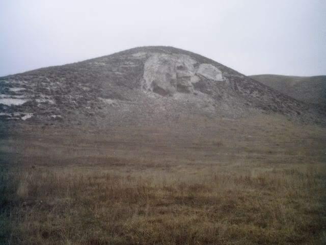 краматорск гора