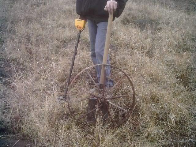 колесо от тачки