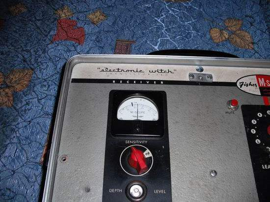 Fisher Electronic Witch