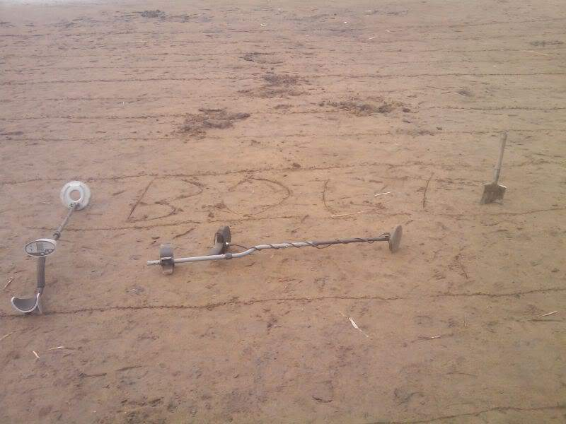 пляжный коп