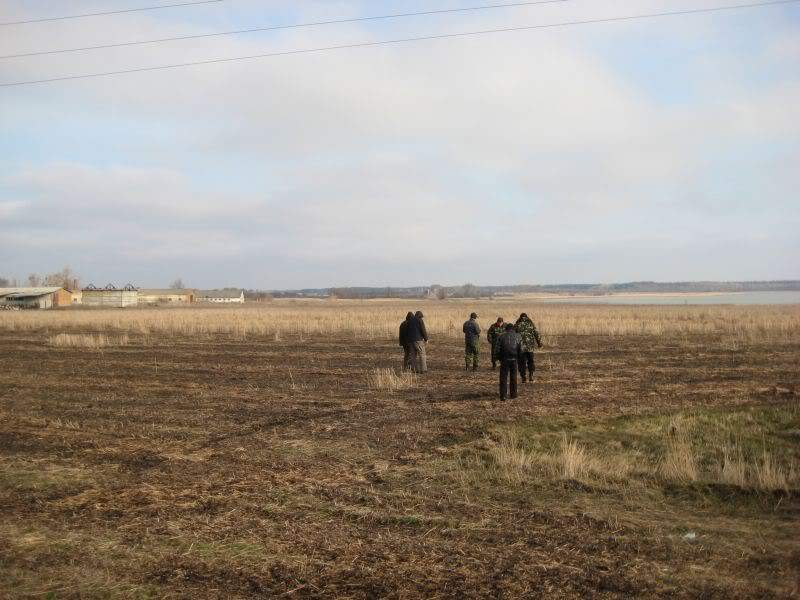 поиск распаханного села днепропетровская область