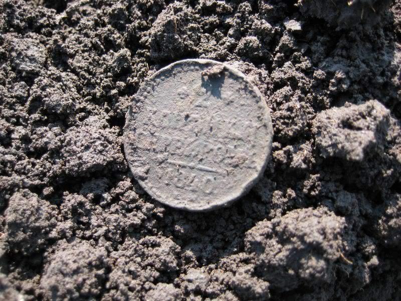 днепропетровская область 2 копейки 1840 год ем серебром