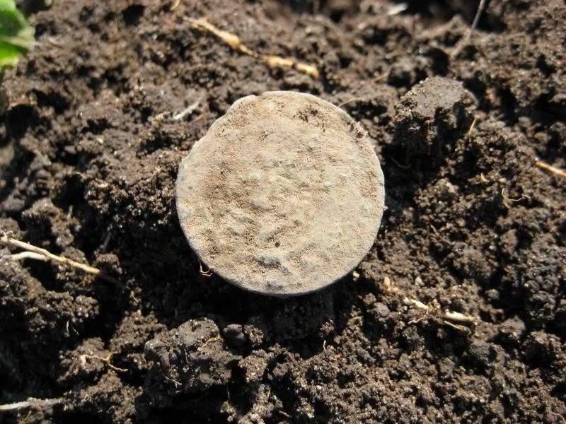деньга 1747 год