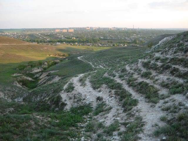 краматорск белянские горы