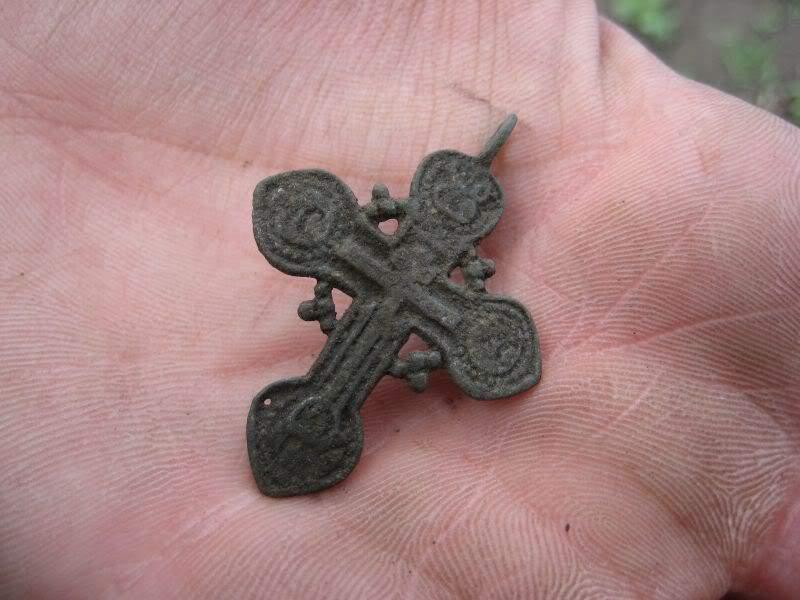 крест стариныій 18 век