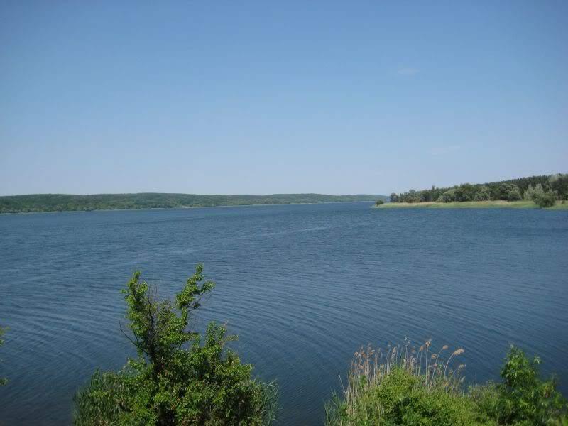 оскольское водохранилище