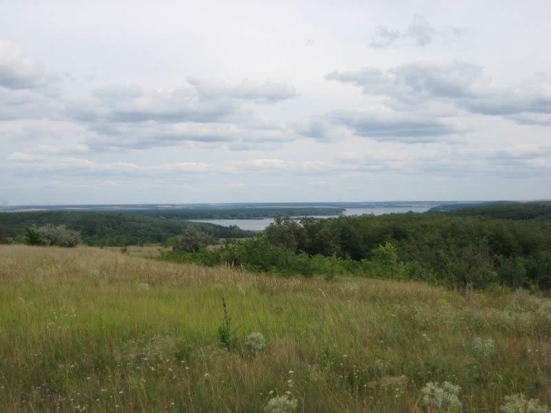 краснооскольское водохранилище.