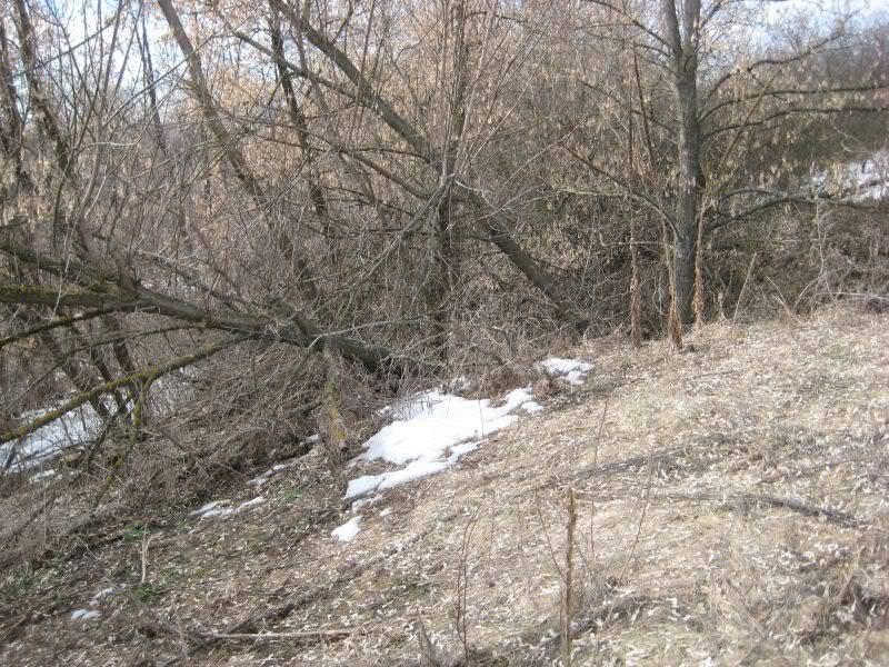 весенний кп в ярах снег