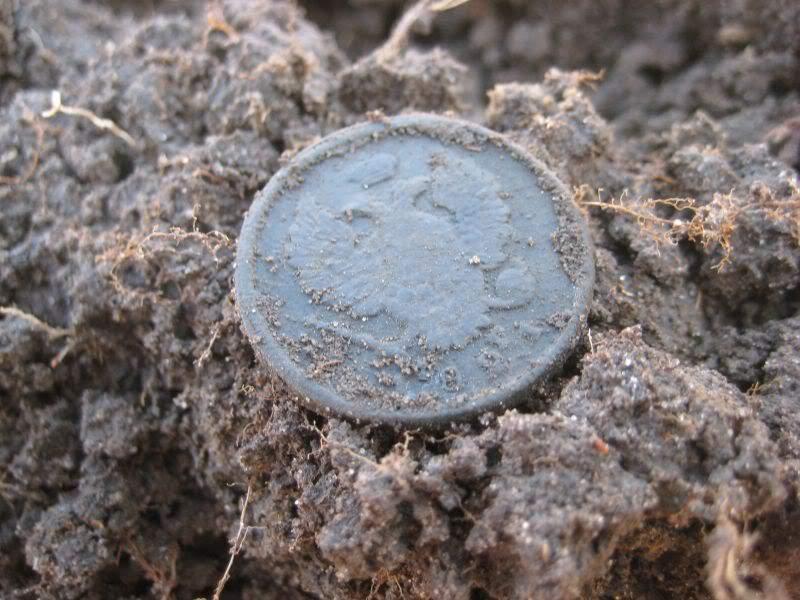 монетка с весеннего копа