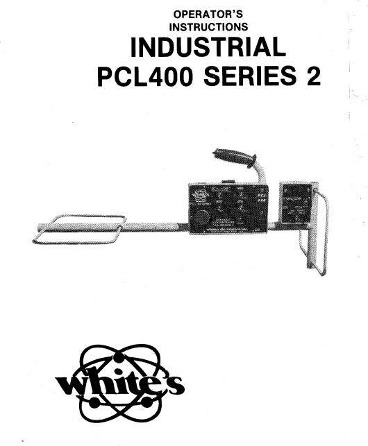 Whites PCL 400