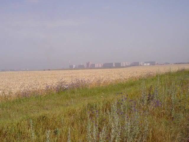 Микрорайон лазурный в Краматорске