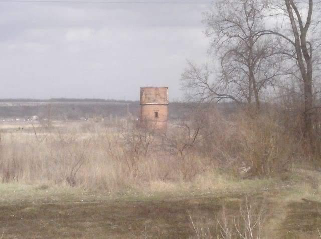водонапорнаяч башня надеждовка дерезовка