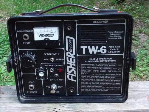 fisher tw-6