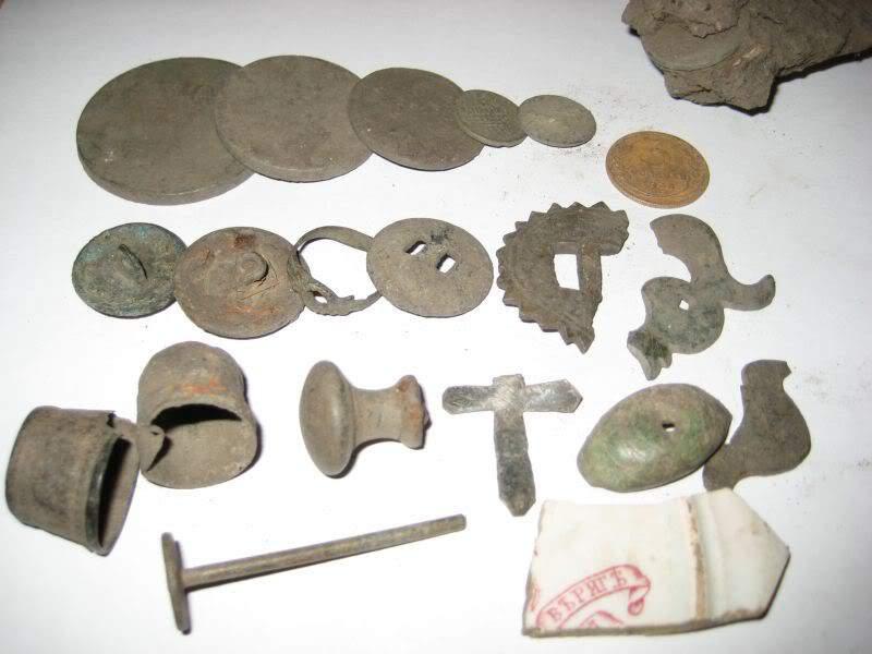 корчма монеты находки