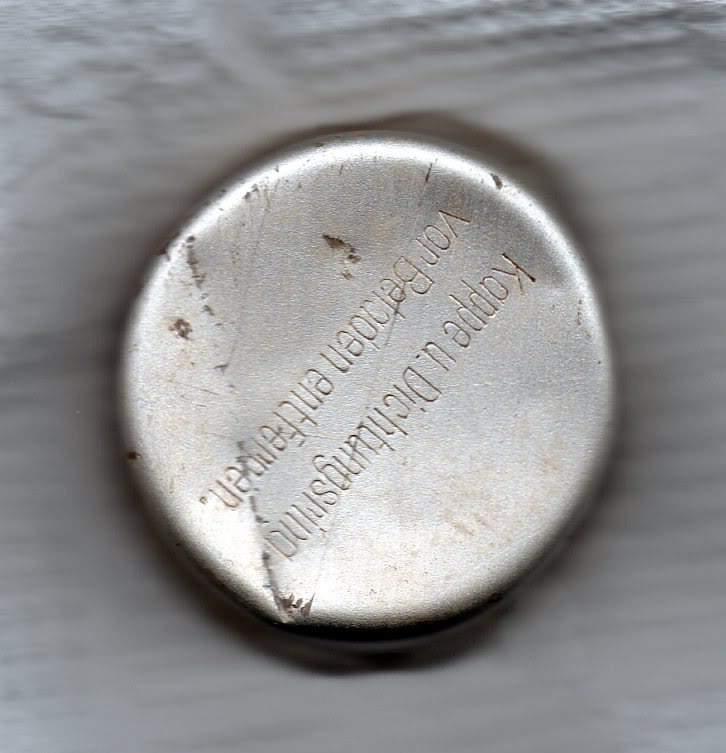крышка електродетонатор