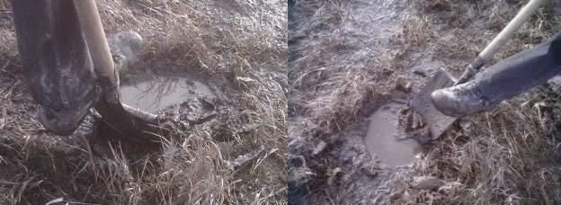 беленькая краматорск грязь