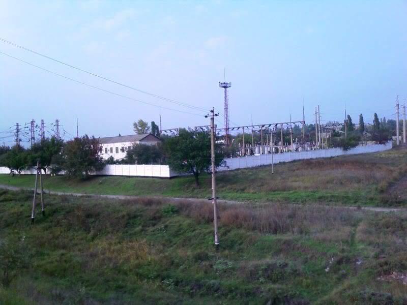 сантуриновка єлектростанция
