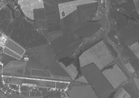 Космоснимок дома лесника Краматорск