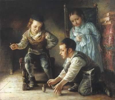 еврейская игрушка дреддл